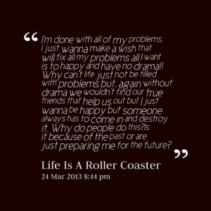Quotes Picture: i'm done with all of my problems, i just wanna make a ...