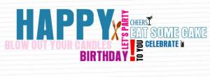 Happy Birthday FB Cover