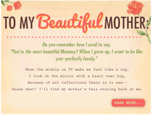 Mothers Day 2015 Poems from Daughter, Mothers Day 2015 Quotes from ...