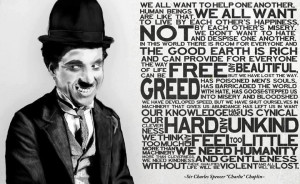 Introspective wallpaper on life : The best Charlie Chaplin Wallpaper