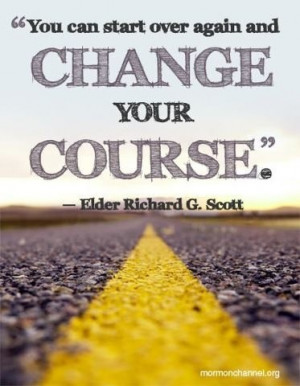 Richard G. Scott quote