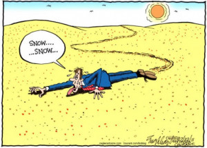 Heatwave by Bob Englehart, The Hartford Courant