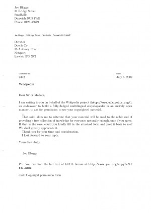 Formerly sample quotation business letters your