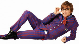 Mike Myers Is Writing Austin Powers 4