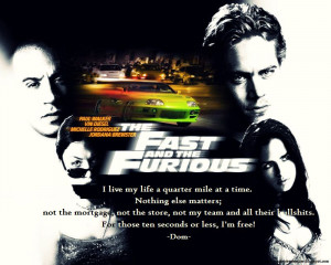 ... : Fast And Furious 5 Quotes , Vin Diesel Fast And Furious Quotes