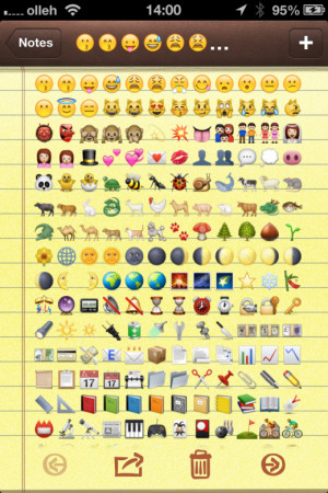 Quotes With Emojis Emojis are small digital