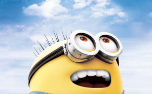 Minion in Despicable Me 2 HD Wallpaper #5171