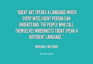 Great Quotes About Language