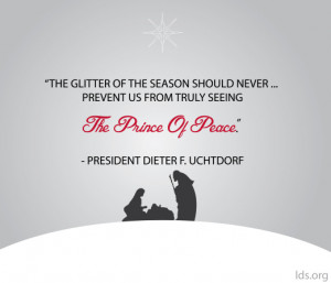 Go Back > Gallery For > Lds Christmas Quotes