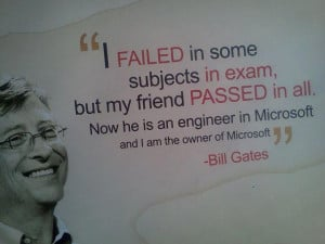 Famous Quotes of Bill Gates
