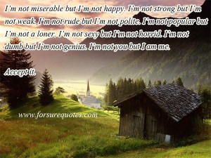 Memorable quotes i am not rude but i am