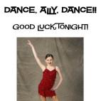 Easy Good Luck Dance...