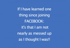 Facebook Image Quotes And Sayings