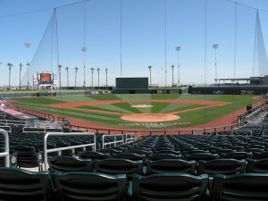 Goodyear Ballpark Spring