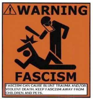 Not very. In fact, it's a timely warning considering the authoritarian ...