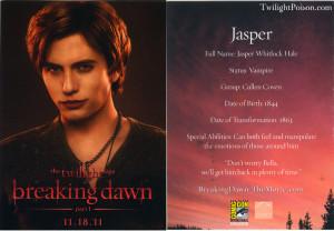 Jasper Hale Jasper