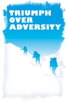 poems about overcoming adversity from teens