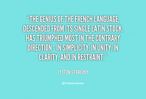 Quotes French Language