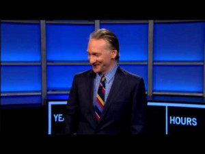 Bill Maher Makes Racist Joke About President Obama Smoking Newports