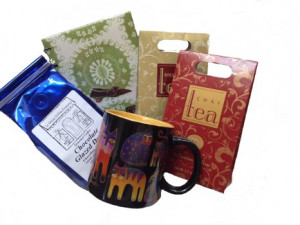 , and You Reflections Gift Box - Laurel Burch Mug, La Crema Chocolate ...