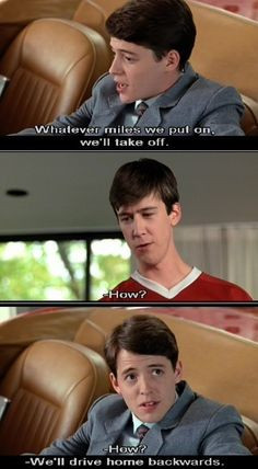 Ferris Bueller's Day Off More
