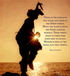 Native American Quotes About Love