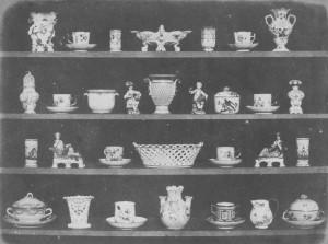 William Henry Fox Talbot: Articles of China , 1844