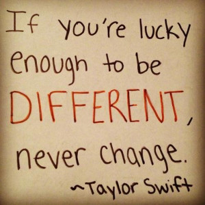 Favorite quotes sayings lucky taylor swift