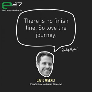 ... Startup Quote is a joint collaboration between Startup Quote & e27