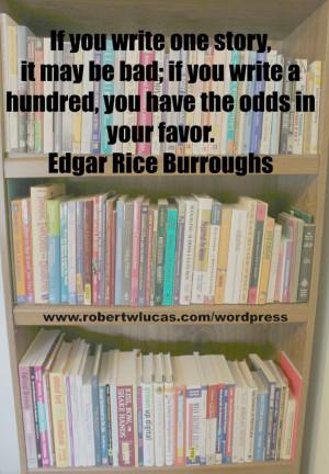 Edgar Rice Burroughs Quotes Clinic