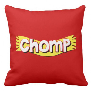 funny words saying quotes pillow chomp funny words saying quotes