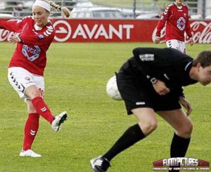 Funny Soccer Girl Quotes