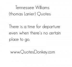 William Thomas's quote #1