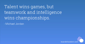 The Best Teamwork Quotes - 1 to 10