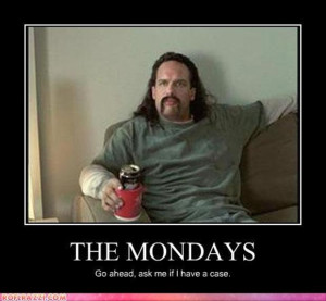 """20 """"I Hate Monday"""" Funny Pictures"""