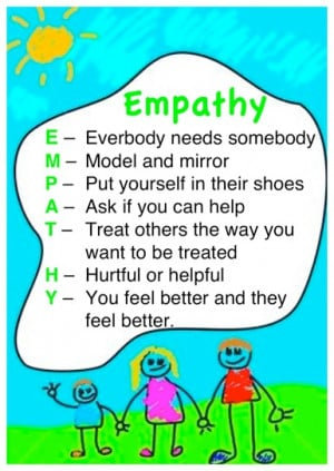 Difference Between Empathy and Compassion