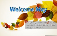... Quotes Welcome May Quotes Greetings Goodbye April Hello May Quotes