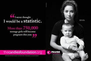 Bristol Palin Candies Foundation PSA