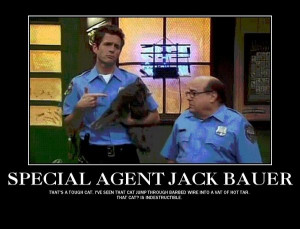 Special Agent Jack Bauer
