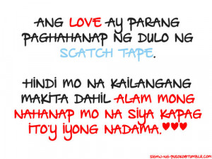 Corny Love Quotes Tagalog Best Funny Doblelol