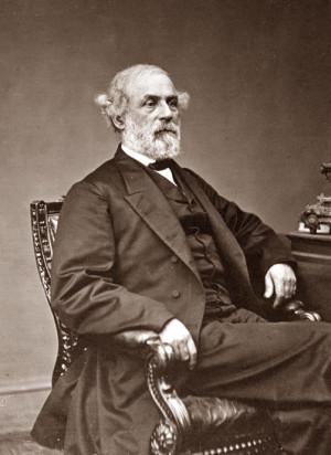 General Robert E. Lee Portrait