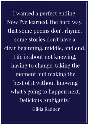 of ambiguity quotes