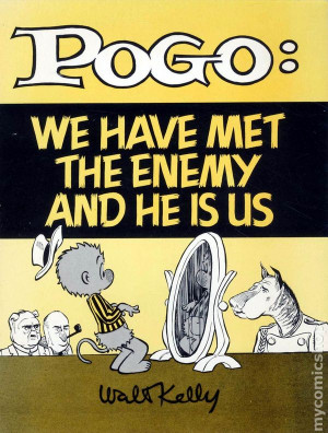 Pogo We Have Met the Enemy and He is Us TPB (1972 Fireside) comic ...