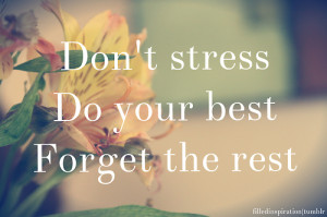 ... quotes inspiration Personal flower colorful stress Filledinspiration