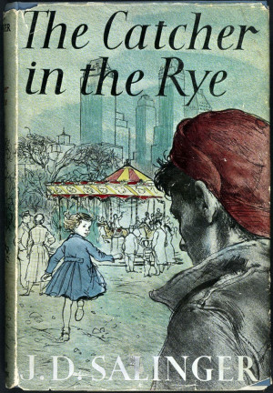 the catcher in the rye idioms 'the catcher in the rye' has been compared by many critics with 1884 and 195i speak to us in the idiom and accent of two youthful travelers who.