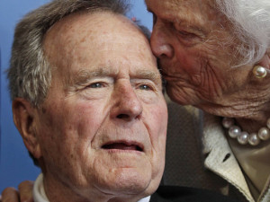 Ex-President George H.W. Bush in stable condition