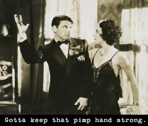 Pimp-Hand Strong Images