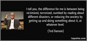 More Ted Danson Quotes