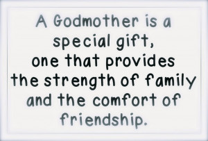 godmother proud godmother quotes quotes and sayings gifts from ...