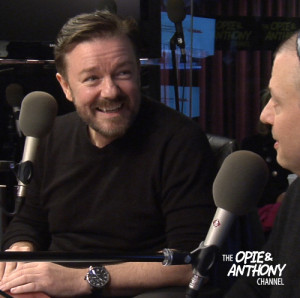 VIDEO: Ricky Gervais declares his support for President Obama on ...